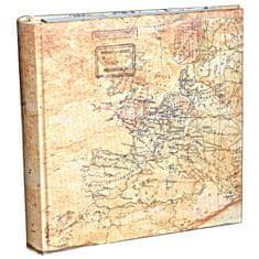 MASCAGNI S499 ALBUM MAP EUROPE BB100 13x19 MEMO