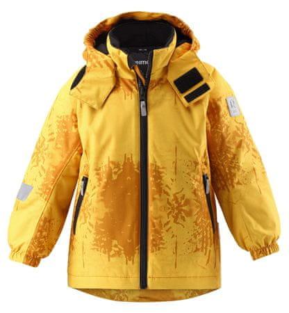 Reima Maunu gyerek kabát, 104, sárga