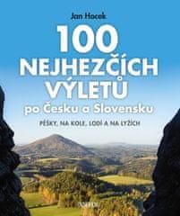 Hocek Jan: 100 nejhezčích výletů po Čechách a Slovensku