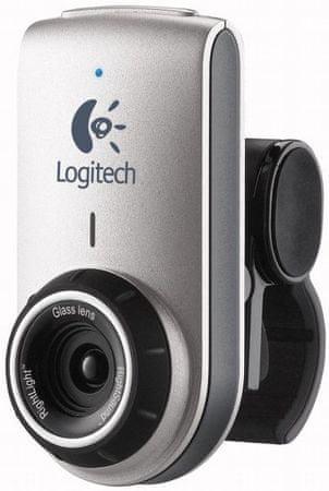 Logitech QuickCam Deluxe spletna kamera za prenosnike