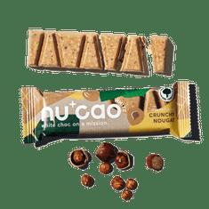 NUCAO Tyčinka ~ nugátová v bielej čokoláde (40 g)