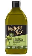 Nature Box šampon za kosu, maslina, 385 ml