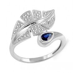 Eppi Srdíčkový náhrdelník s granátem Teress P38233