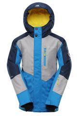 ALPINE PRO detská lyžiarska bunda Sandaro