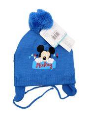 """SETINO Fiú téli sapka """"Mickey egér"""" - sötétkék"""