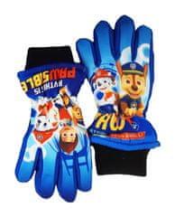 """SETINO Chlapčenské lyžiarske rukavice """"Paw Patrol"""" - modrá"""