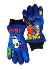 "SETINO Chlapčenské lyžiarske rukavice ""Bing"" - modrá"