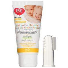 Splat Baby zubna pasta, 40 ml, vanilija