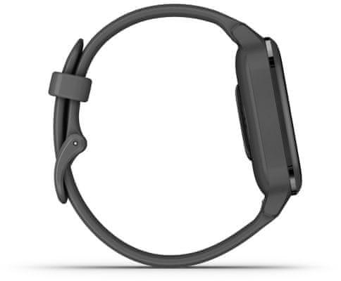 Inteligentné hodinky Garmin VENU SQ, LCD displej, smart watch, pokročilé, zdravotné funkcie, tep, dych, menštruačný cyklus, pitný režim, metabolizmus, kalórie, vzdialenosti, kroky, aktivita, odpočinok, garmin pay,
