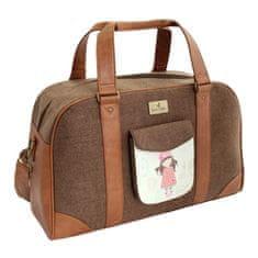 Santoro Gorjuss potovalna torba, Weekend, velika, 53x31x22 cm