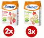 1 - Sunar Dětský snack mix karton L 5x50g