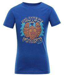 ALPINE PRO chlapecké tričko Ivaro 3