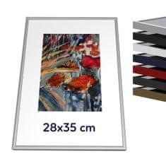 Thalu Kovový rámik 28x35 cm