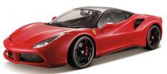 BBurago 1:18 Ferrari Signature series 488 GTB, crveni