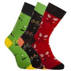 Bellinda 3PACK ponožky vícebarevné (BE491004-305)