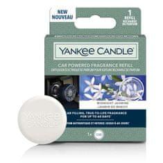 Yankee Candle náhradní náplň do difuzéru do zapalovače auta, vůně Midnight Jasmine