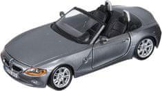 BBurago 1:24 BMW Z4, sivi