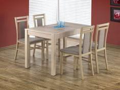 Jídelní stůl rozkládací DAXTON, dub sonoma
