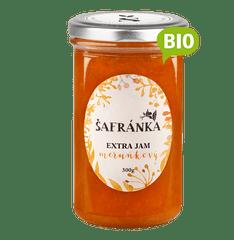 Marmelády Šafránka Extra džem marhuľový 300g