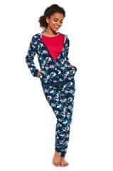 Cornette Trojdílné dámské pyžamo Cornette 355/243 Roxy