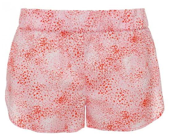 Calvin Klein Dámské pyžamo QS6479E-SPN růžovobílá - Calvin Klein růžovo-bílá L