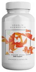 BrainMax Draslík Magnesium, Draslík citrát + Hořčík malát 200kapslí