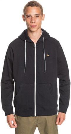 Quiksilver Everyday Zip EQYFT04138 férfi pulóver, fekete, S