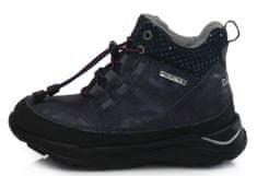 D-D-step dievčenská membránová obuv F61-111C
