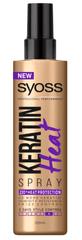Syoss sprej za lase, Keratin Heat, 200 ml