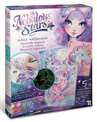 Wiky Nebulous Stars Magický akvarel Nebulia