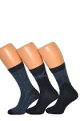 Cornette Pánské ponožky Cornette Premium A44 A'3