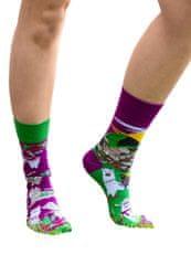 Spox Sox Ponožky Spox Sox Lamy Z Machu Picchu