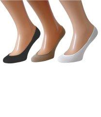 Sesto Senso Bavlněné dámské ponožky ťapky WOMEN G
