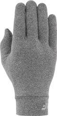 4F Rukavice touch screen 4F REU200 šedá