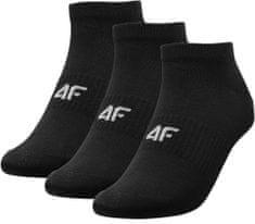 4F Dámské ponožky 4F SOD302A Černé
