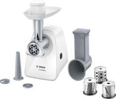 Bosch MFW2514W uređaj za mljevenje mesa, bijeli