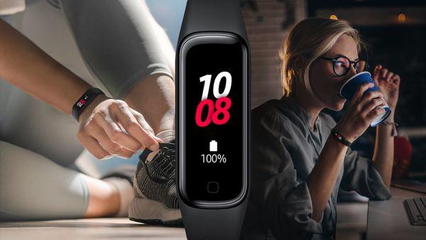 Fitness náramek Samsung Galaxy Fit2, baterie, velká kapacita