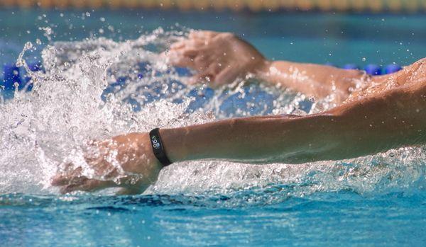 Fitness náramek Samsung Galaxy Fit2, voděodolné