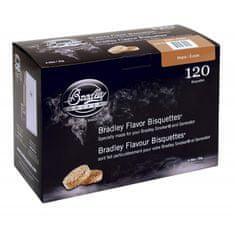 Bradley Smoker Brikety na údenie Javor 120 ks