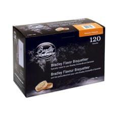 Bradley Smoker Brikety na údenie Mesquite 120 ks