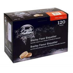 Bradley Smoker Brikety na údenie Čerešňa 120 ks