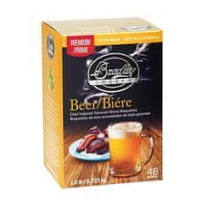 Bradley Smoker Brikety na údenie Premium Beer 48 ks