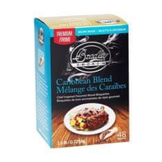 Bradley Smoker Brikety na údenie Premium Carribean 48 ks