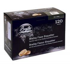 Bradley Smoker Brikety na údenie Dub 120 ks
