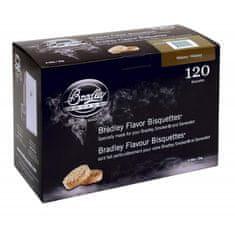 Bradley Smoker Brikety na údenie Hickory 120 ks