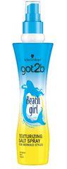got2b Beach Girl sprej za lase, s soljo, 200 ml