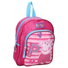 "Vadobag Dětský batoh ""Prasátko Peppa"" - růžová"