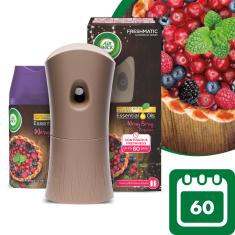 Air wick Automatický sprej komplet Vôňa zimného ovocia 250 ml