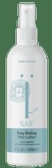 NAIF Hair Lotion pre výživu vlasov a ľahké rozčesávanie 150ml