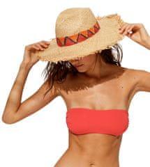 Noi Di Notte Slaměný plážový klobouk TR483 - Noidinotte